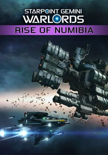 Starpoint Gemini Warlords Rise of Numibia - PC