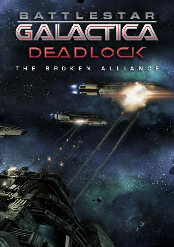 Battlestar Galactica Deadlock: The Broken Alliance - PC
