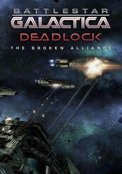 Battlestar Galactica Deadlock: The Broken Alliance - PC