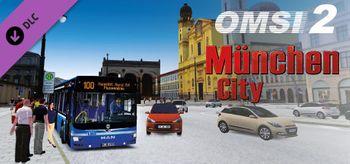 OMSI 2 Add On Mnchen City - PC