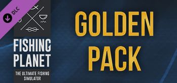 Fishing Planet Golden Pack - PC