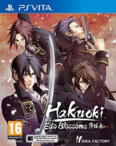 Hakuoki Edo Blossoms       - PSVITA