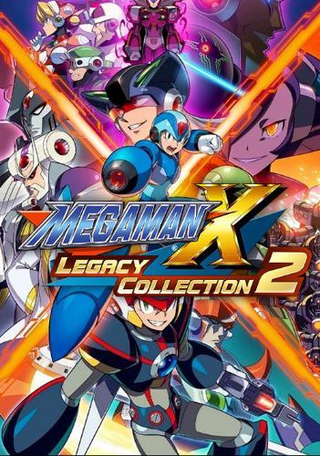 Mega Man X Legacy Collection 2  X   2 - PC