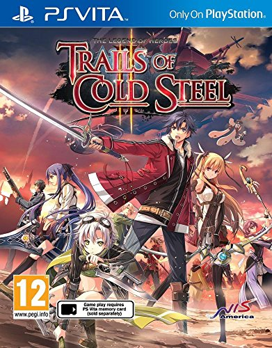 The Legend of Heroes Trails of Cold Steel II - PSVITA