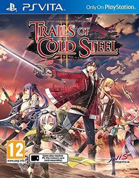 The Legend of Heroes Trails of Cold Steel II - PSVITA