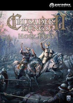 Expansion - Crusader Kings II: Holy Fury - PC