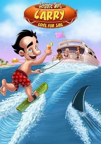 Leisure Suit Larry 7 - Love for Sail - PC