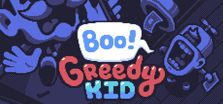 Boo Greedy Kid - unknown
