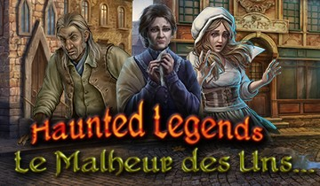 Haunted Legends The Undertaker Collectors Edition - PC