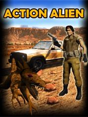 Action Alien Prelude - PC