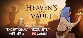 Heaven's Vault - PS4