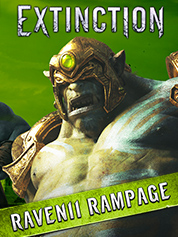 Extinction: Ravenii Rampage - PC