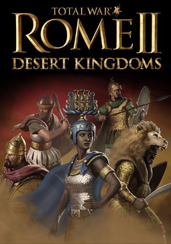 Total War ROME II - Desert Kingdoms Culture Pack - PC