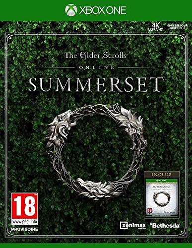 The Elder Scrolls Online Summerset - XBOX ONE