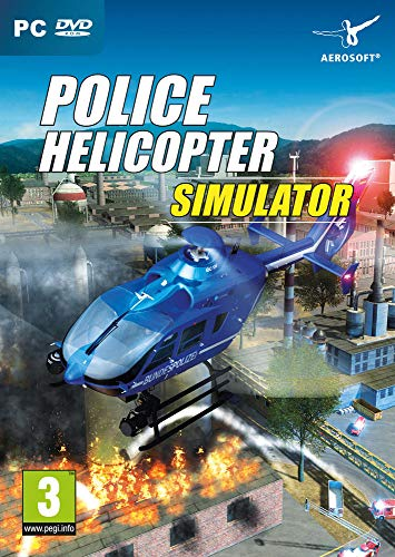 Police Helicopter Simulator - PC