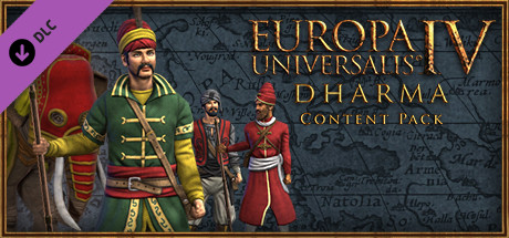 Content Pack - Europa Universalis IV: Dharma - unknown