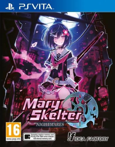 Mary Skelter: Nightmares - PSVITA