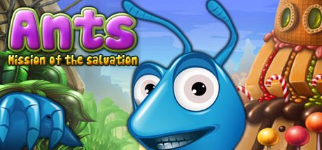 Ants Mission of the salvation - PC
