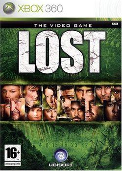 Lost - XBOX 360