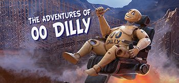 The Adventures of 00 Dilly - PS4