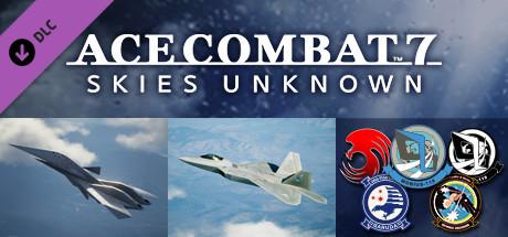 ACE COMBAT™ 7: SKIES UNKNOWN - ADF-11F Raven Set - PC