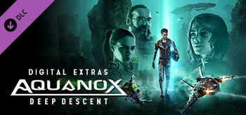 Aquanox Deep Descent Digital Extras - PC