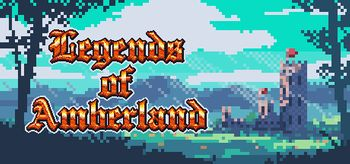 Legends of Amberland: The Forgotten Crown - PC