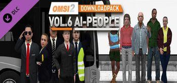 OMSI 2 Add-on Downloadpack Vol.6 - KI-Menschen - PC