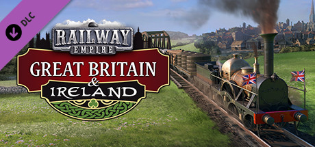 Railway Empire - Great Britain  Ireland - unknown