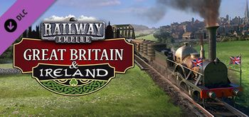 Railway Empire - Great Britain  Ireland - Linux
