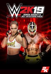 WWE 2K19 - Rey Mysterio  Ronda Rousey - PC