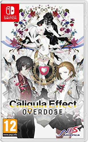 The Caligula Effect: Overdose - SWITCH