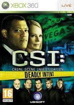 CSI VR: Crime Scene Investigation - XBOX 360