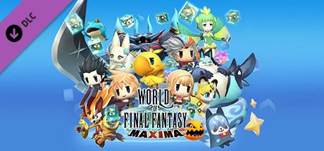 WORLD OF FINAL FANTASY MAXIMA Upgrade - PC