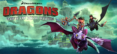 DreamWorks Dragons Dawn of New Riders - PC