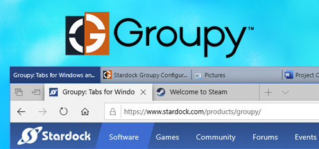 Groupy - PC