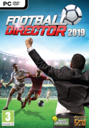 Football Director 2019 - PC