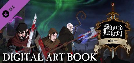Sword Legacy Omen - Digital Artbook - PC