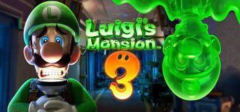 Luigi's Mansion 3 - 3DS