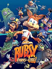 Bubsy: Paws on Fire! - PC