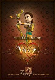 The Legend Of Vraz - PC