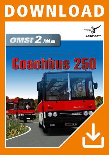 OMSI 2 Add-On Coachbus 250 - PC