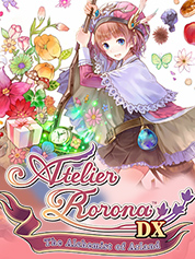 Atelier Rorona The Alchemist of Arland DX -   DX - PC