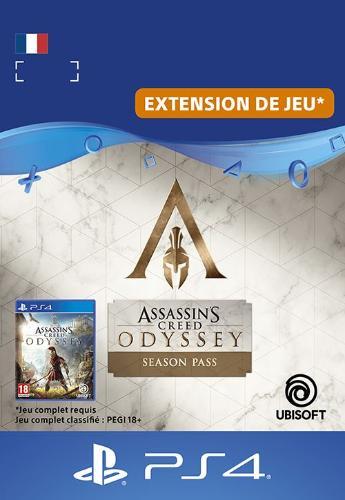 Assassin's Creed Odyssey - Season Pass - PS4