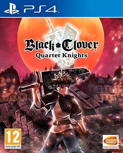 BLACK CLOVER: QUARTET KNIGHTS Film Set Bundle - PS4