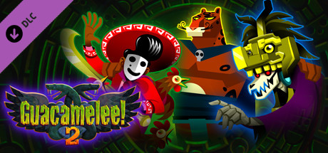 Guacamelee 2 - Three Enemigos Character Pack - PC