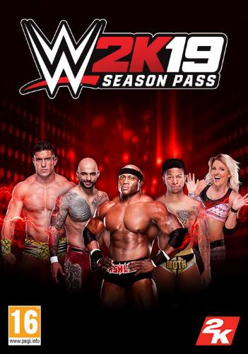 WWE 2K19 - Season Pass - PC