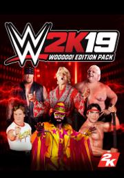 WWE 2K19 - WOOOOO Edition Pack - PC