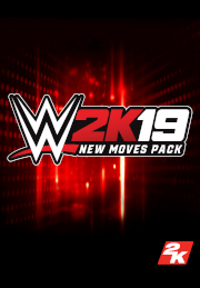 WWE 2K19 - New Moves - PC