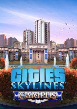 Cities: Skylines - Campus - PC